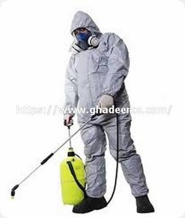 شركة رش مبيدات بالقويعية