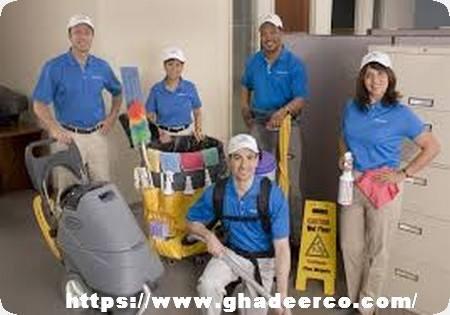 شركة تنظيف خيم بالجبيل