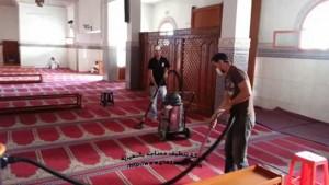 شركة تنظيف مساجد بالنعيرية