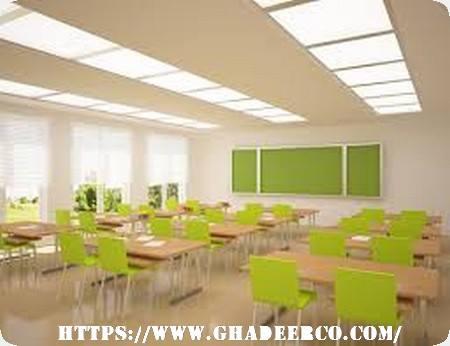 شركة تنظيف مدارس بالحزام الذهبي