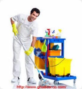 شركة تنظيف استراحات بالاحساء