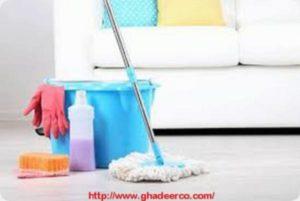 شركة تنظيف بيوت بالرس