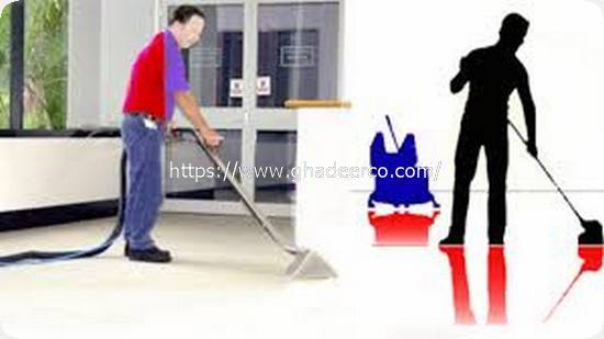 شركة تنظيف شقق بابها