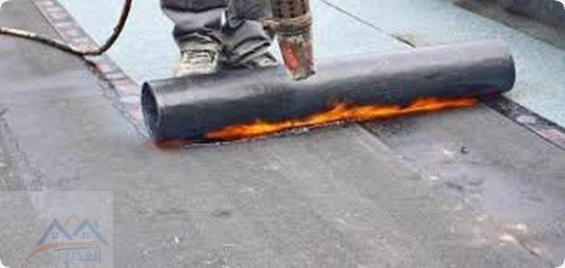 العزل الحراري للأسطح