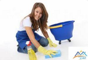 كيف اكون سريعه في تنظيف البيت