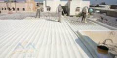 عزل الاسطح فوق البلاط في مصر