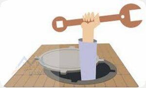 كشف تسربات المياه عماله فلبينية